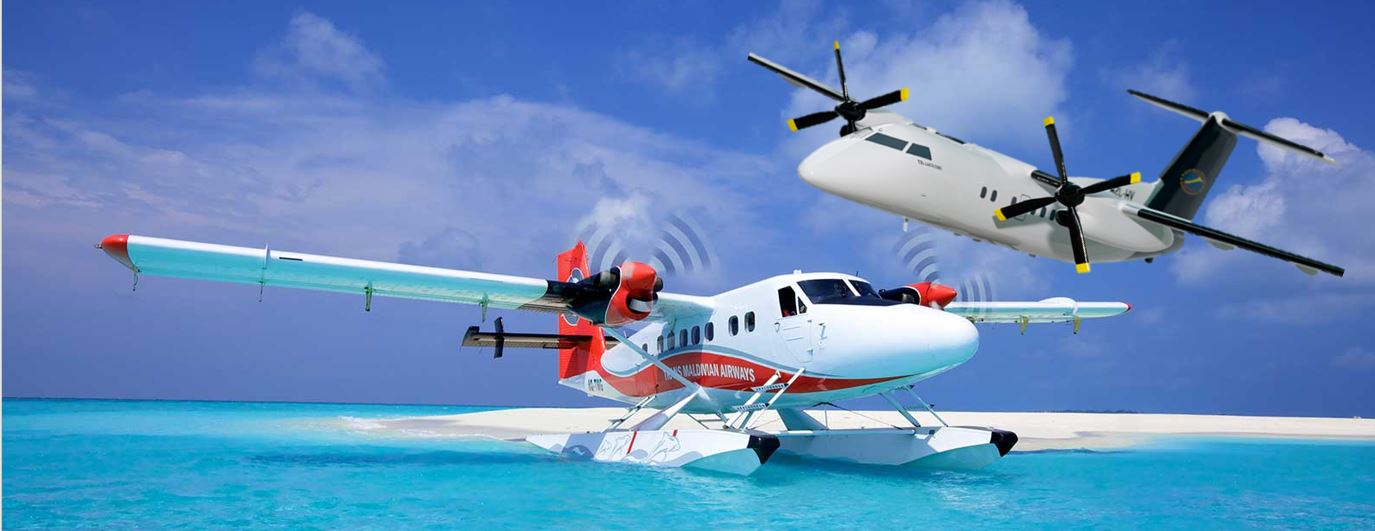 Banner Image of Career Page - Aircraft twin otter
