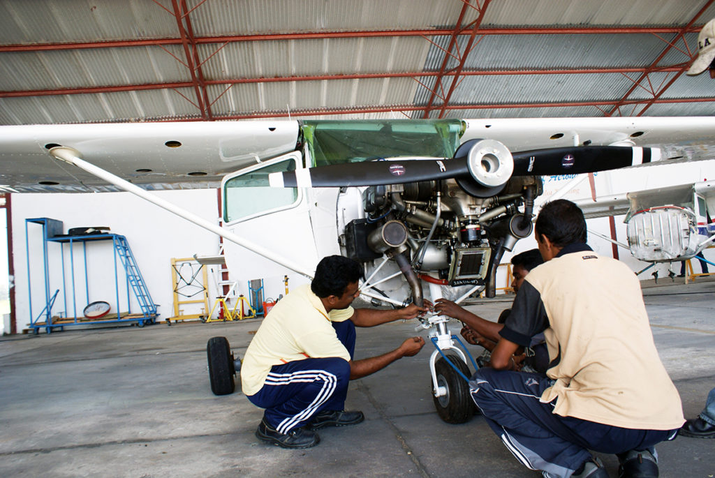 AAA Aircraft Technicians