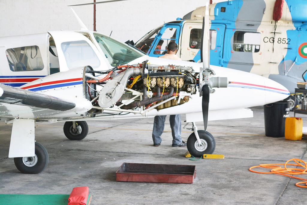 Multi Engine Aircraft - PA 34 - AAA