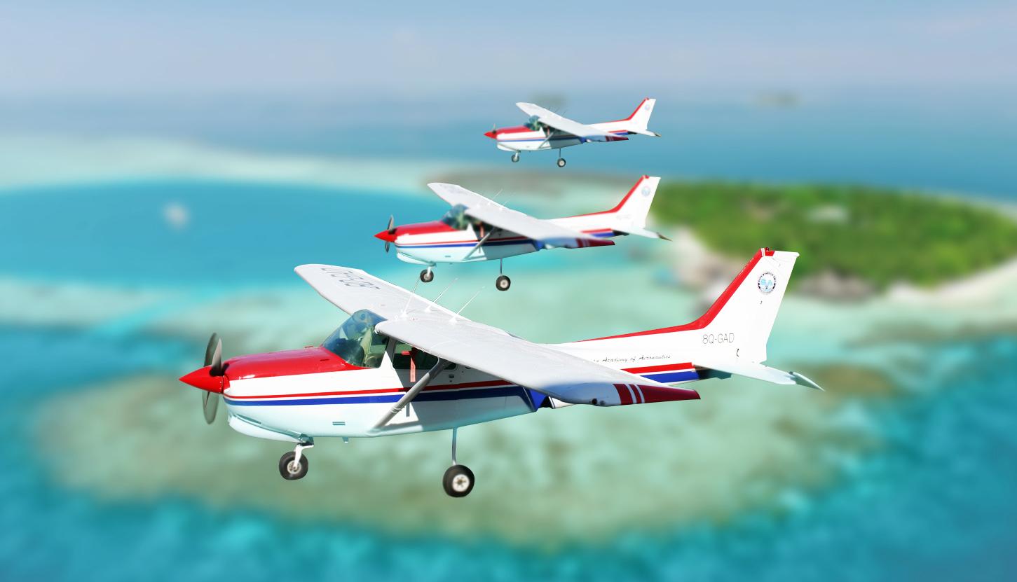 AAA Formation Flight